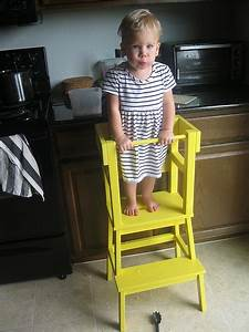 Another IKEA Hack: DIY Learning Tower! – What the Vita