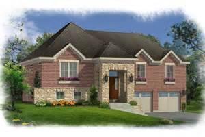 split foyer house plans house plans with bi level split foyer by studer residential designs
