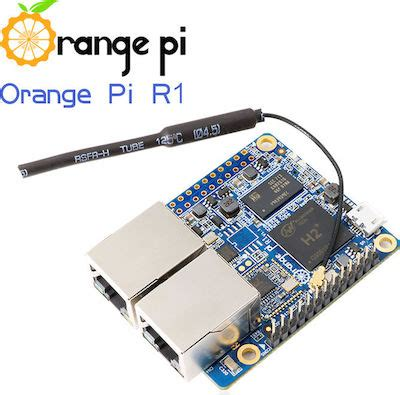 Boot media duties are reserved for a single micro sd card, and we expect that the usual selection of ubuntu, android, debian, and openwrt operating systems will be compatible. Orange Pi R1 - Skroutz.gr