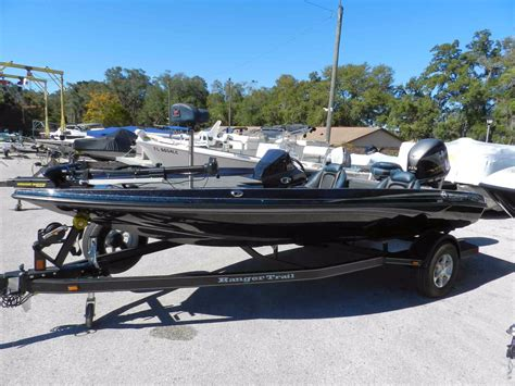 Used Bass Boats Dealers by 2016 Used Ranger Z175 Bass Boat For Sale 28 995