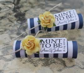 wedding souvenirs ideas unique mint wedding favors modwedding