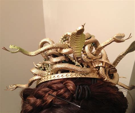 Medusa Crown : 6 Steps (with Pictures) - Instructables