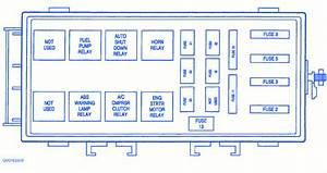 Dodge Intrepid 2002 Primary Fuse Box  Block Circuit Breaker Diagram  U00bb Carfusebox