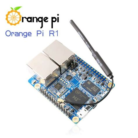 At first glance, they look quite different, and they actually are, as pretty much everything gets a considerable upgrade, starting with the soc, the memory and the ethernet. Orange Pi R1 - одноплатный ПК с двумя портами Ethernet ...