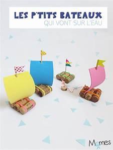 Bricolage A Faire Avec Des Petit : diy les petits radeaux ~ Melissatoandfro.com Idées de Décoration