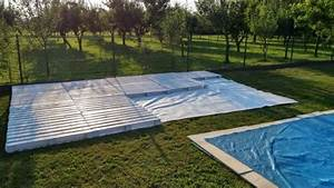 Pool Aus Europaletten : con 42 palets hizo algo incre ble en su jard n casas incre bles ~ Orissabook.com Haus und Dekorationen
