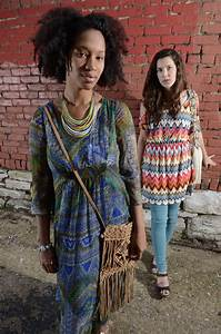 1960s vintage bohemian fashions are back in style