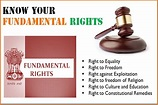 KNOW YOUR FUNDAMENTAL RIGHTS – Bhooterraja
