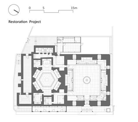 Kilic Ali Pasa Hamam  Cafer Bozkurt Architecture Archdaily