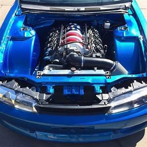 Nissan 240sx S14 Ls1 Swap Kit