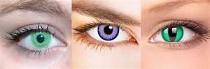 Fashionable Contact Lenses | FASHION-TRAIN