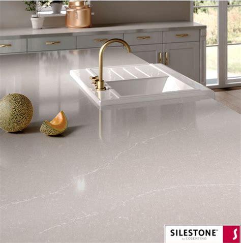 mwqs desert silver quartz slab kitchen countertops