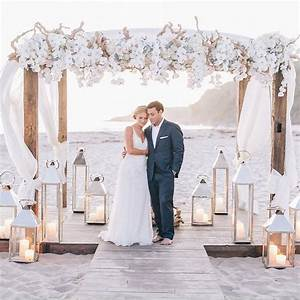 25 best ideas about beach wedding decorations on for Wedding photography setup