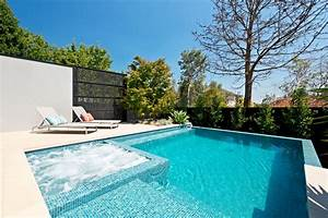 Pretty National Pool Tile mode Melbourne Contemporary Pool
