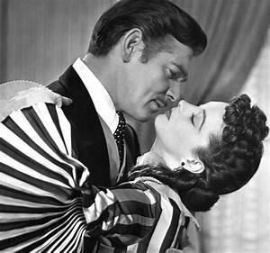 """Best """" almost-kiss"""" ? - Scarlett O'Hara and Rhett Butler ..."""