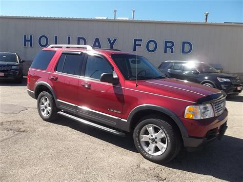2005 Ford Explorer Xlt Reviews by 2005 Ford Explorer 4 6 Xlt For Sale 20 Used Cars From 2 676