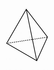 Pyramid clipart triangle shape - Pencil and in color ...