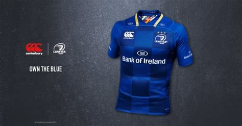 here s a first at the new leinster rugby home jersey 183 the42