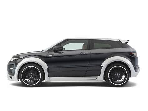 2018 Hamann Range Rover Evoque Studio Side 2 1280x960