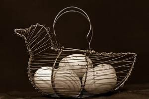 Eggs in a basket | Flickr - Photo Sharing!