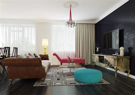 living rooms  eye popping accent walls page