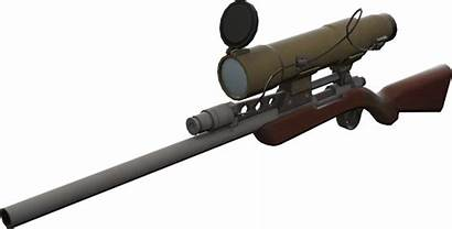Sniper Rifle Tf2 Weapons Roblox Transparent Drawing