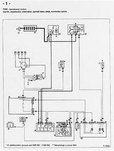 Fiat Uno Workshop Wiring Diagram