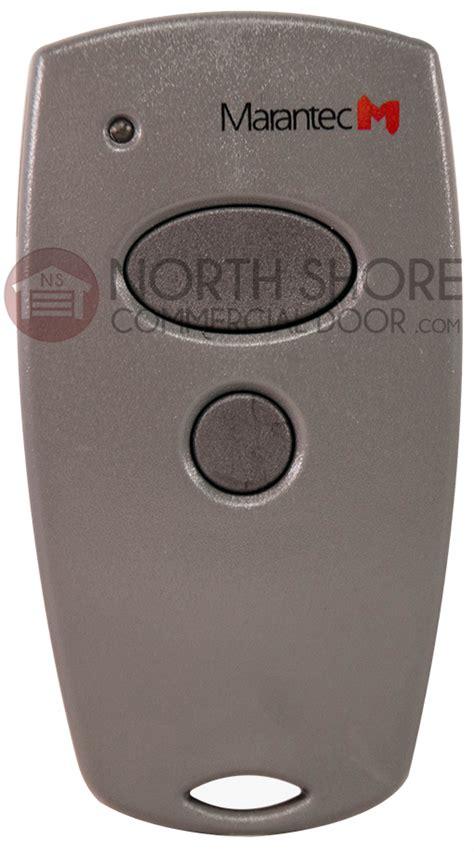 marantec garage door opener marantec 2 button garage door opener mini remote m3 2312