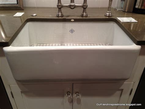 shaws original farmhouse sink care our inspired home designing our inspired