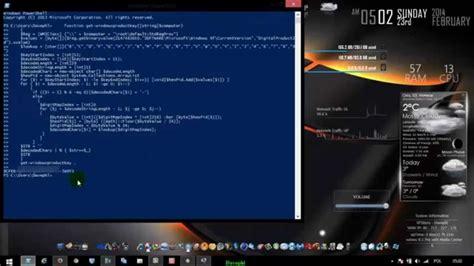 windows  jak zobaczyc klucz produktu bez dodatkowych