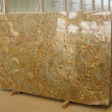 golden crystal natural stone granite slab arizona tile