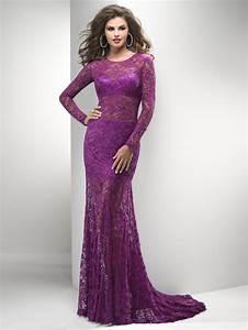 Long Sleeve Elegant Dresses Prom - Cocktail Dresses