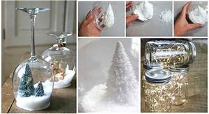 Diy noel 15 idees deco reperees sur pinterest for Idee deco cuisine avec pinterest deco noel