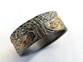 viking wedding rings unique viking ring celtic wedding band tree of ring