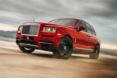rolls royce cullinan prices reviews  pictures