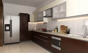 modular style kitchen is the most efficient and With new design of modular kitchen