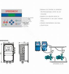 Variateur De Vitesse : variateur de fr quence pompe monophas installation mural ~ Farleysfitness.com Idées de Décoration