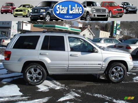 silver jeep grand cherokee 2004 2004 bright silver metallic jeep grand cherokee limited