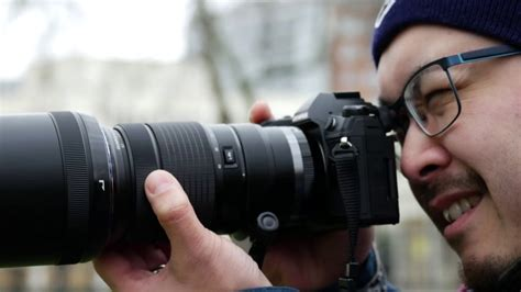 Red35 Review The Olympus Digital Ed 40150mm F28 Pro