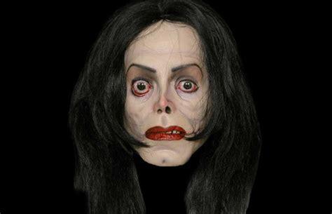 Michael Jackson - Wacko Jacko Halloween Mask - The Green Head