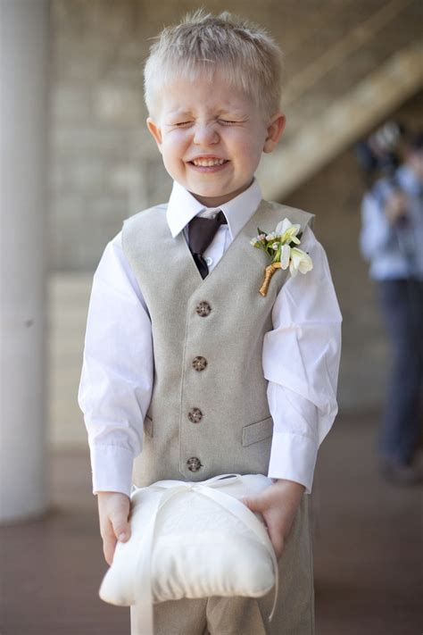 553 best wedding ring bearers attire images on pinterest