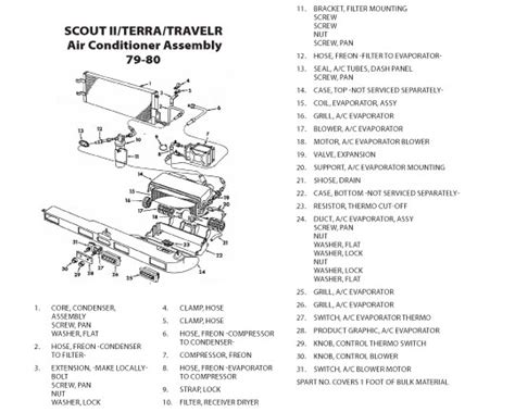 79 International Scout Wiring Diagram by Scout Connection Cab Bodies Front Sheet Metal Page