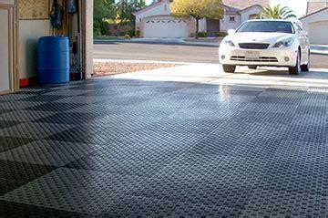 GarageTrac® Diamond Garage Flooring Tile   Great For