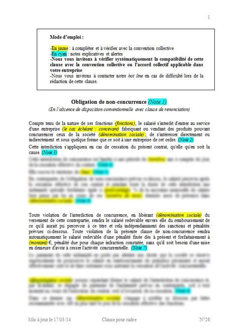 contrat de travail cadre modles de contrats de travail cdi cdd avec clauses pour cadres et non cadres