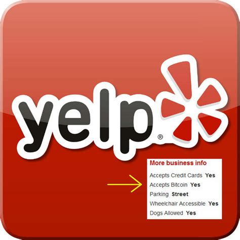 What Businesses Accept Bitcoin by Yelp Now Lists Businesses That Accept Bitcoin Get To