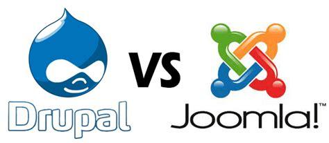 drupal  joomla  comparison   great content