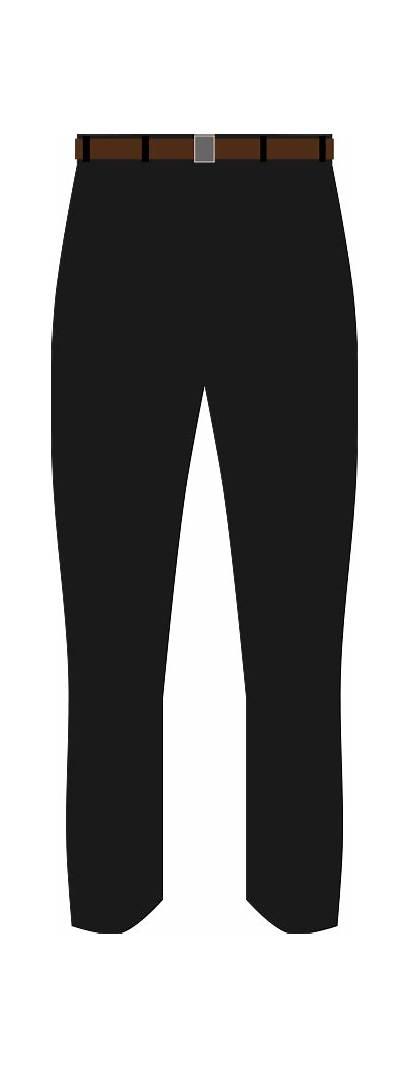 Clipart Pants Leggings Clip Cartoon Vector Cliparts