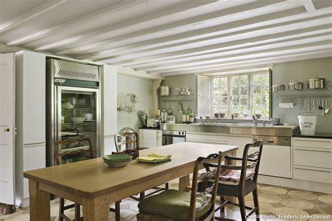 cuisine style anglais cottage déco cuisine cottage anglais