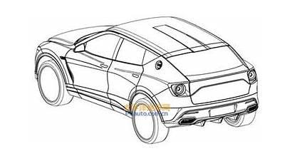 Suv Patent Drawings Lotus Takes Shape Autoevolution