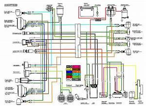 Peace Scooter Wiring Diagram
